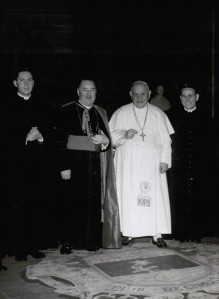 An Audience with John XXIII: James Donald with Fr. Jim Foley & Fr. Matthew Kinsella