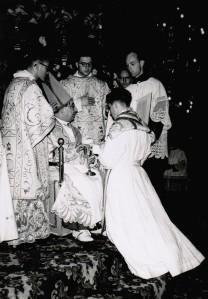 The ordination of Jim Foley, 1955